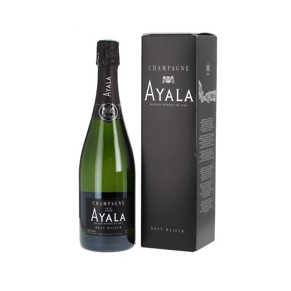 Bouteille de champagne AYALA - Brut majeur