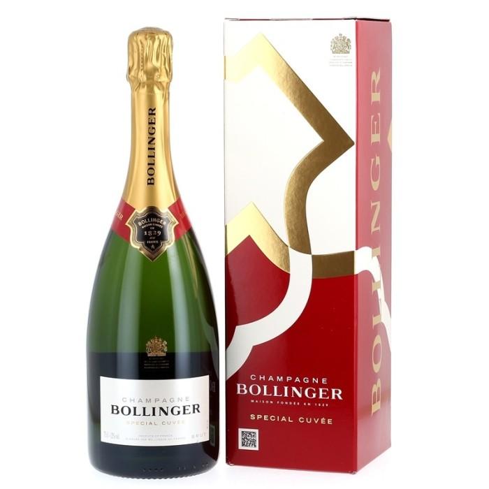 Bouteille de champagne Bollinger - Spécial Cuvée Brut