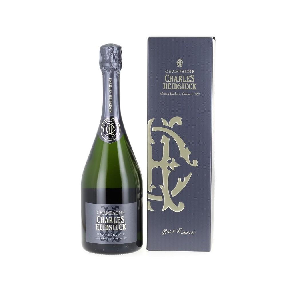 Champagne brut - Charles Heidsieck