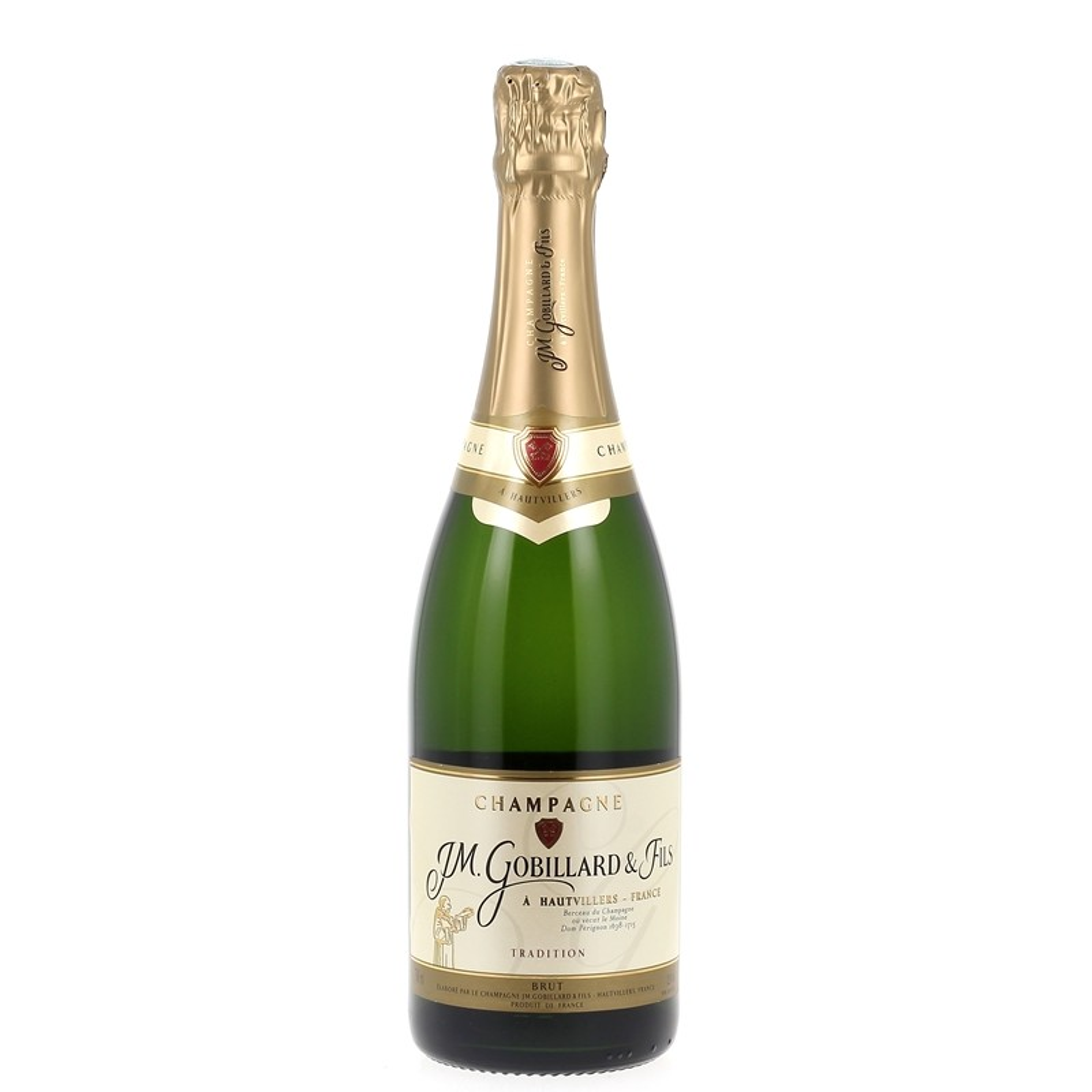 Champagne Tradition Brut - Maison Gobillard et Fils