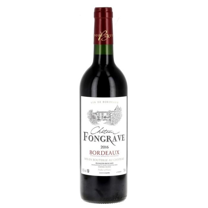 Château Fongrave 2016 Rouge