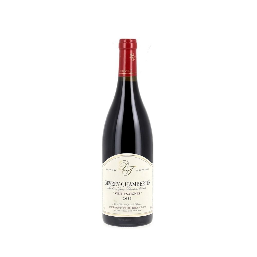 Vin rouge Vieilles Vignes 2012