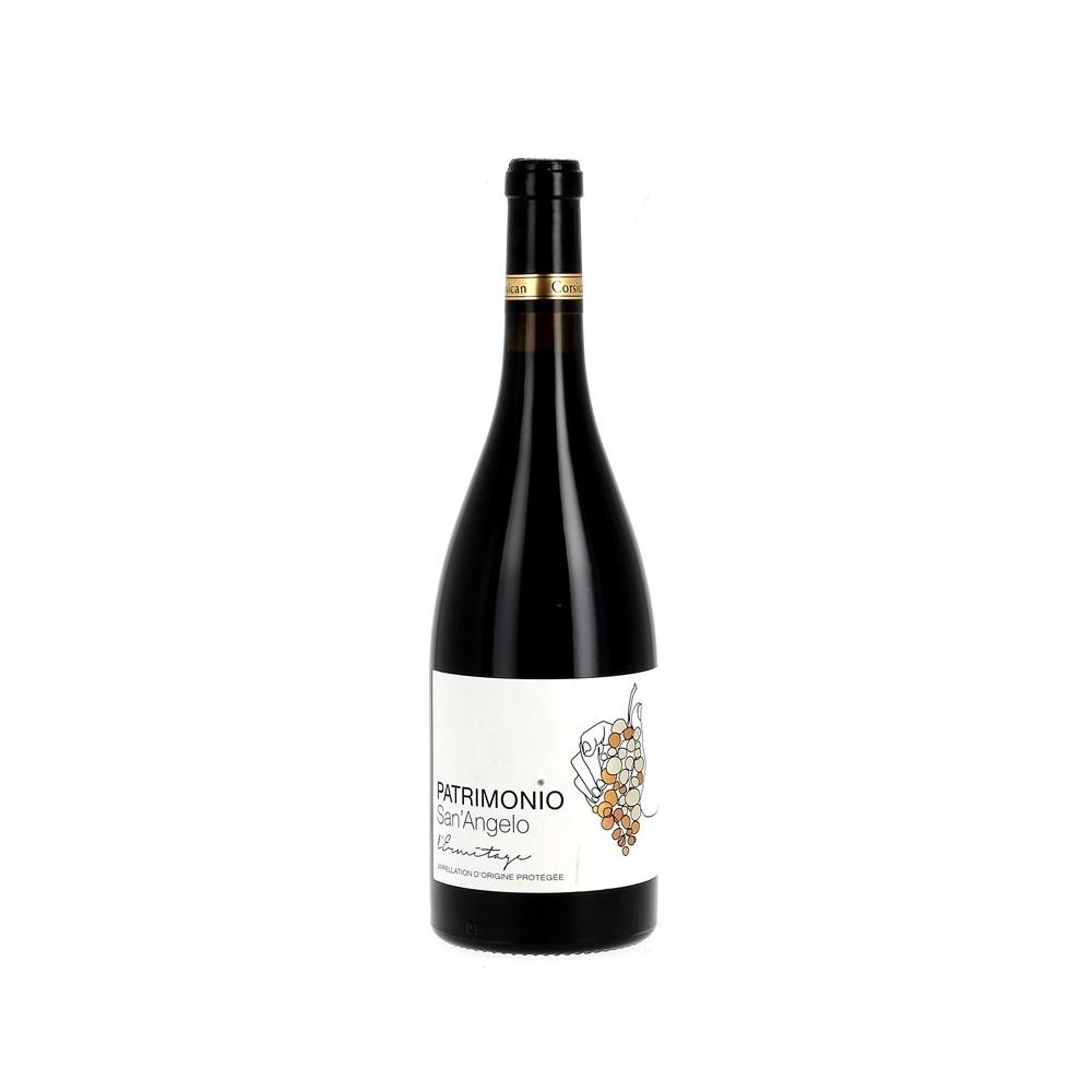 Vin rouge Patrimonio San Angelo - 2015