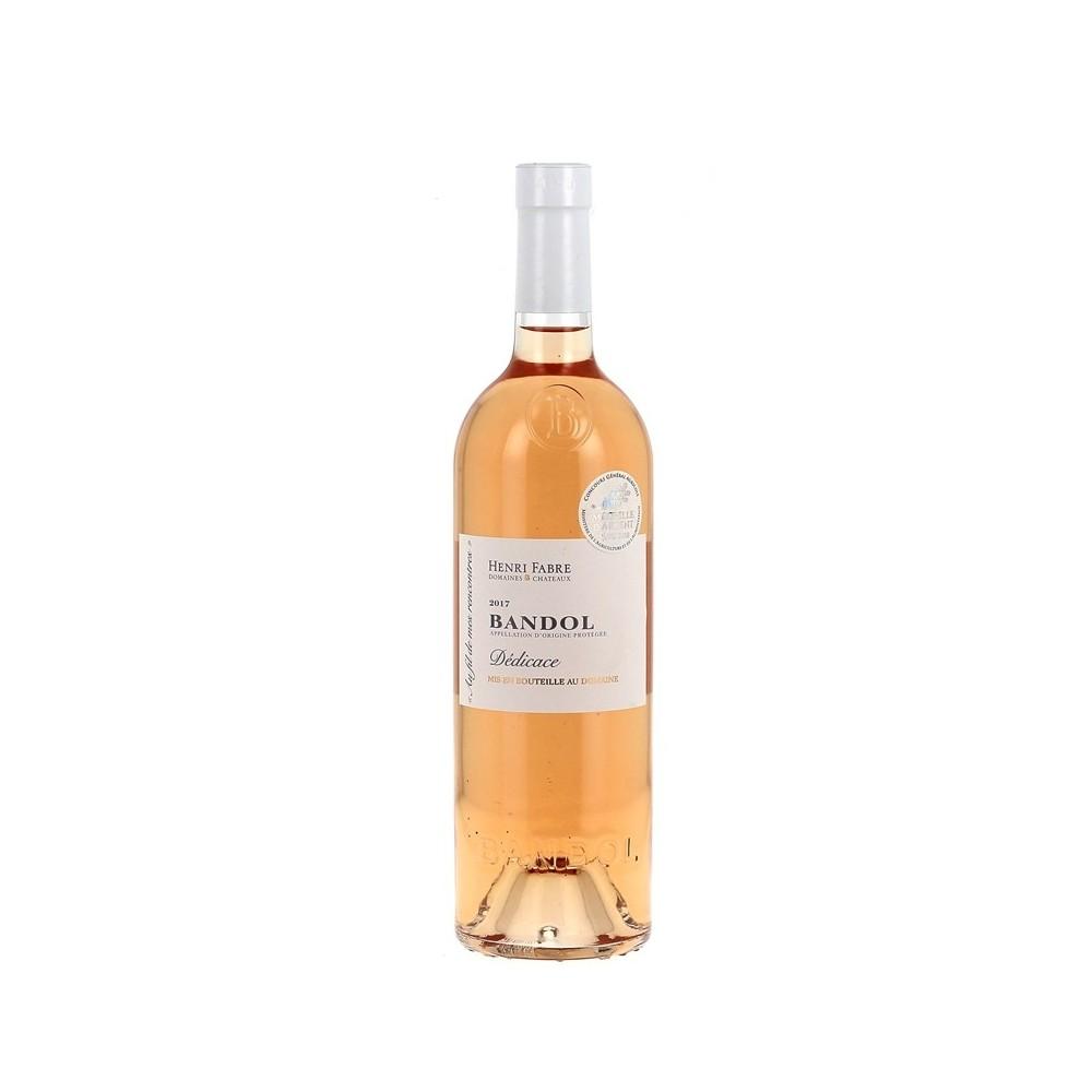Bandol 2017 rosé
