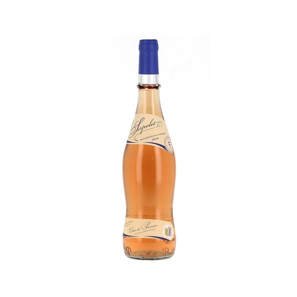 Côtes de Provence SERPOLET ROSE 2019