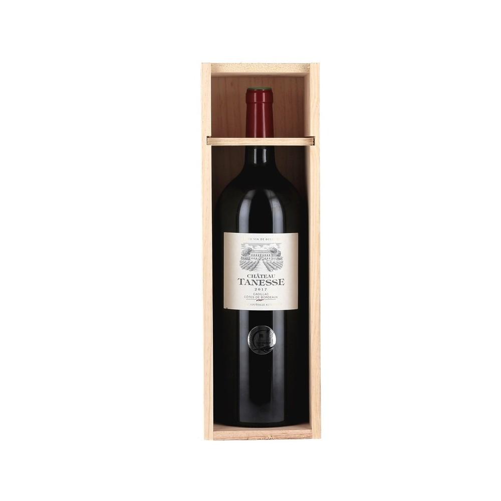 Château Tanesse Rouge 2017 - AOC Cadillac - Côtes de Bordeaux
