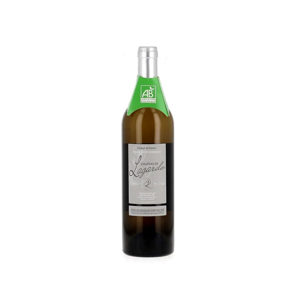 Côtes de Bordeaux Saint Macaire Château de Lagarde Cuvée Prestige Bio 75 cl