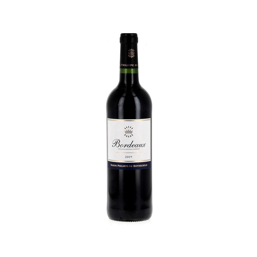 Bordeaux Baron Philippe de Rothschild AOC 2019