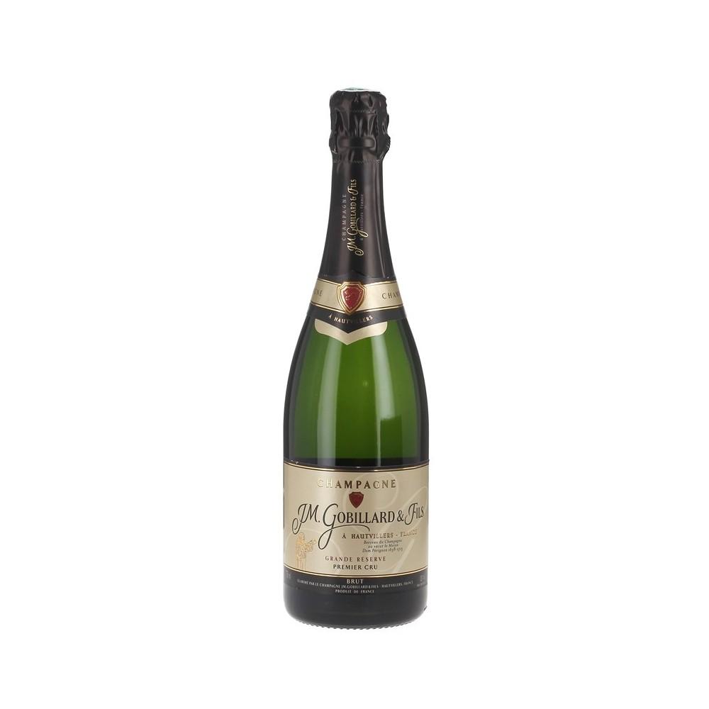 Champagne J.M Gobillard et...
