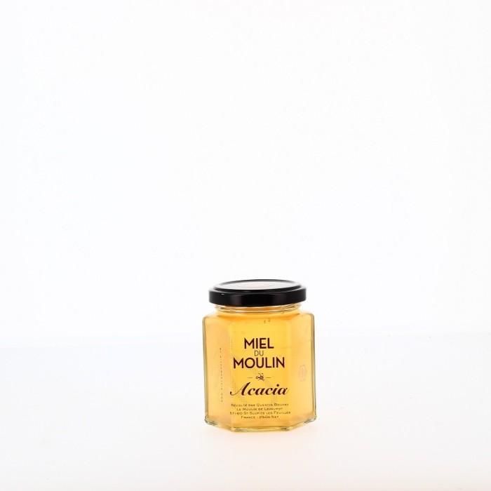 Miel du Moulin Acacia du Limousin 250 gr